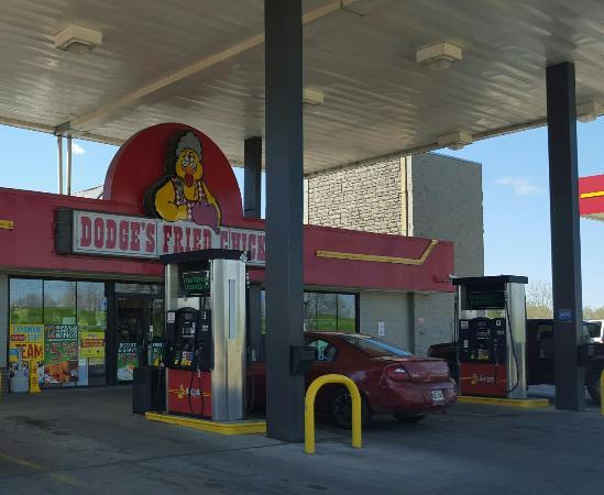 Vidalia, LA: Dodge's Chicken Store