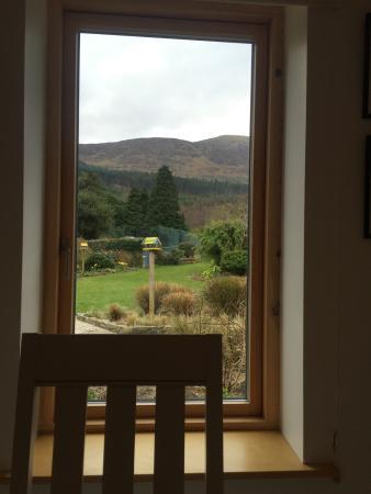 Cherryhill Lodge: View for breakfast