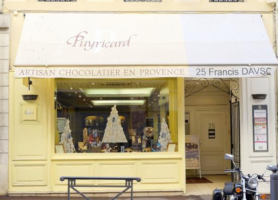 Chocolaterie de Puyricard Davso