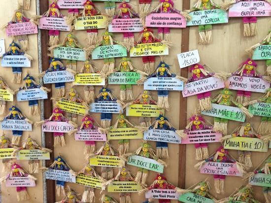 Adesivo De Nuvens Em Bh ~ Algumas das lembrancinhas das barraquinhas Foto de Shopping Tocol u00e2ndia, Rio das Ostras