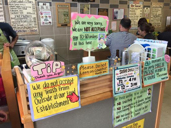 Japanese Market: Place, could be MUCH cleaner