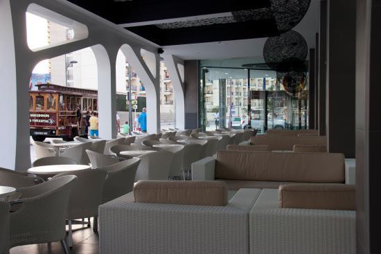 Flash Hotel Benidorm : Bar