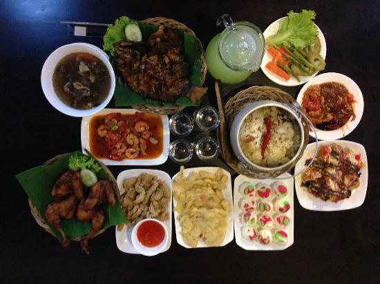 Rumah Makan Cibiuk Mitc Melaka Restaurant Reviews