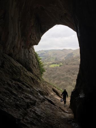 Графство Стаффордшир, UK: Thor's Cave