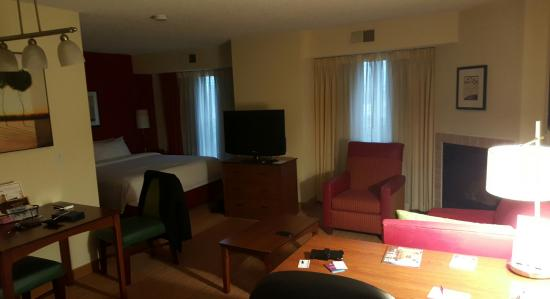 Bilde fra Residence Inn Houston-West University