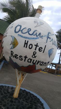 Ocean Front Hotel & Restaurant: 20160315_165131_large.jpg