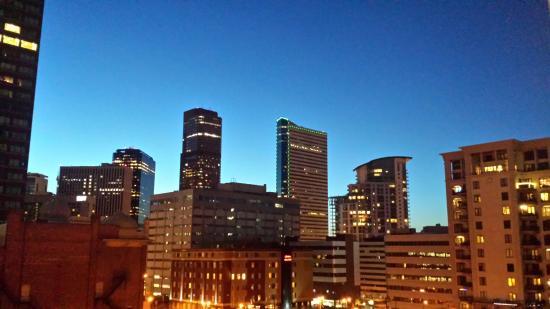 Warwick Denver Hotel: Beautiful view!