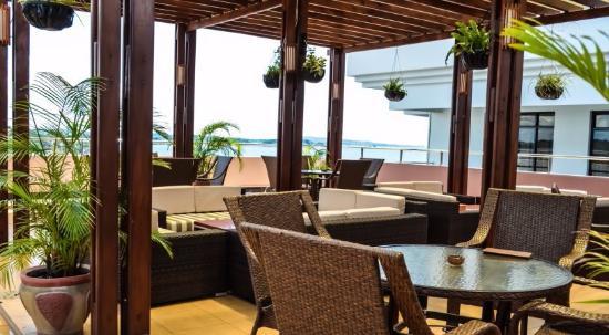 Balcony - Picture of Gold Crest Hotel Mwanza - Tripadvisor