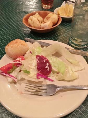 Snellville, GA: Salad in January