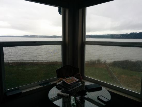 Νησί Camano, Ουάσιγκτον: Awesome second story view