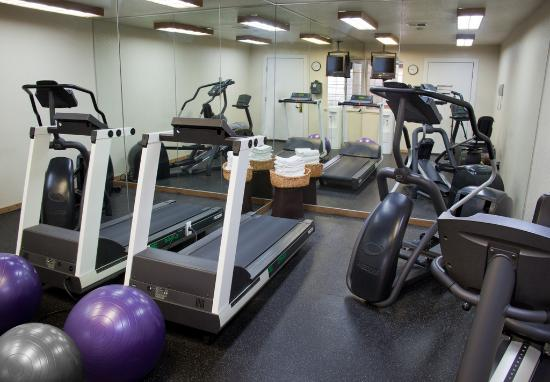 Poulsbo, WA: Exercise room