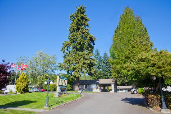 Poulsbo Inn: Entrance
