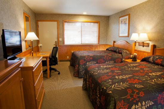 Poulsbo Inn: Double Queen