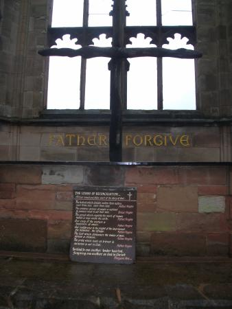 Coventry, UK: Simple eloquence
