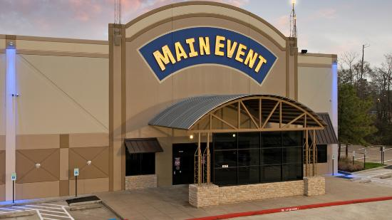 Main Event Entertainment: ME outside