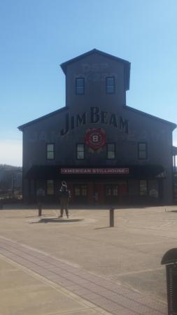 Kentucky: Jim Beam Visitor Center