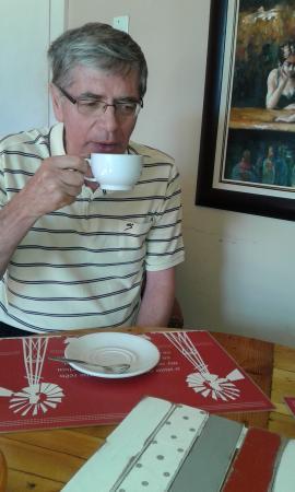 Willowmore, Sudáfrica: Brilliant coffee!