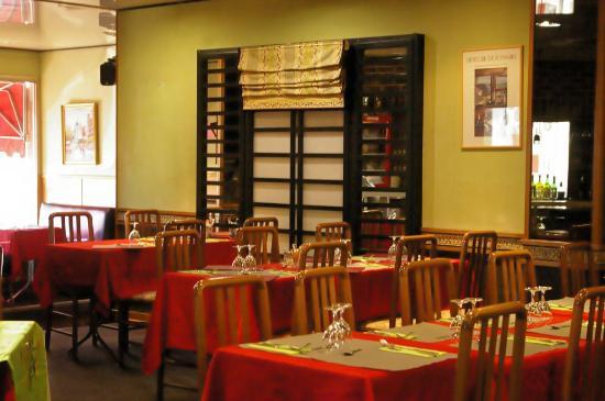 Saint Pierre des Corps, Francia: Salle de restaurant