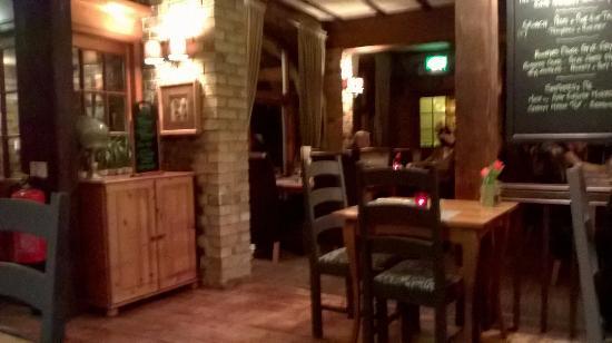 Fulbourn, UK: Dining Area