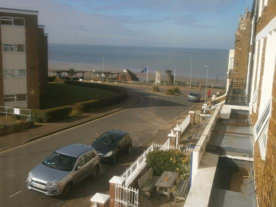 The Shellbrooke: View from the Seaview Suite