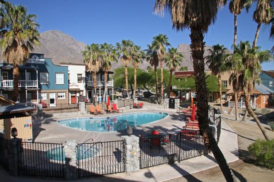 Palm Canyon Hotel Rv Resort Photo