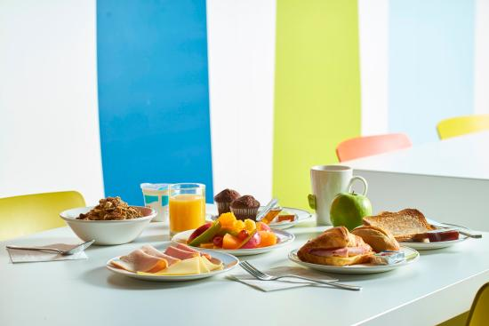 Hotel Etap Belfast: Breakfast
