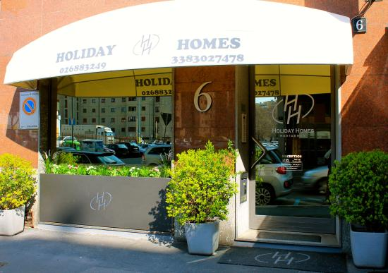 Holiday Homes Residence Appartamenti Milano: Holiday Homes Milano