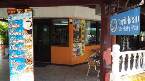 Caribbean Cafe + Pastry