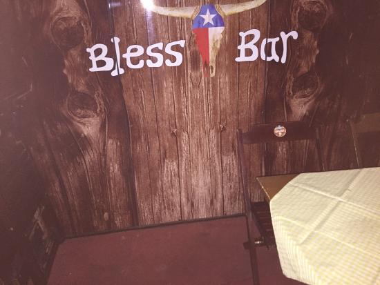 Bless Bar