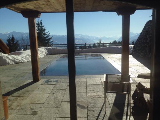 Fantastic mountain retreat, deserves a revue