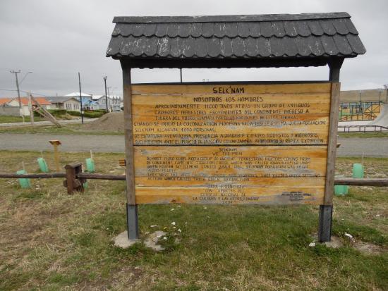 Porvenir, Cile: Información acerca de la cultura selknam