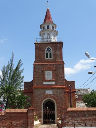 Cathedral of St Jago de la Vega, Spanish Town, Jamaica