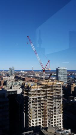 Window View - One King West Hotel & Residence Photo