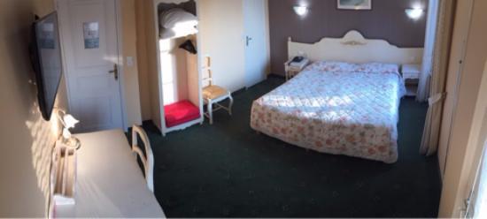 hotel au lion dor chambre lit king size - Chambre Lit King Size