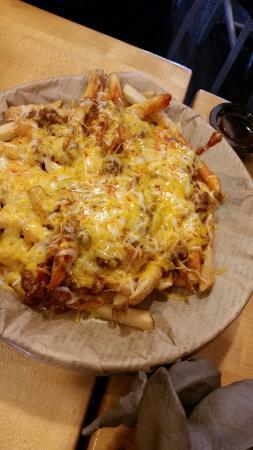 Millsboro, Делавер: Jake's Wayback Burgers
