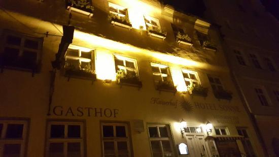 Kaiser Hotel Sonne: 20160320_224820_large.jpg