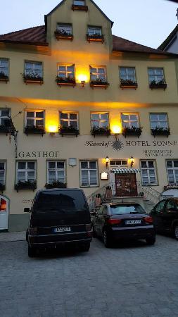 Kaiser Hotel Sonne: 20160320_183615_large.jpg