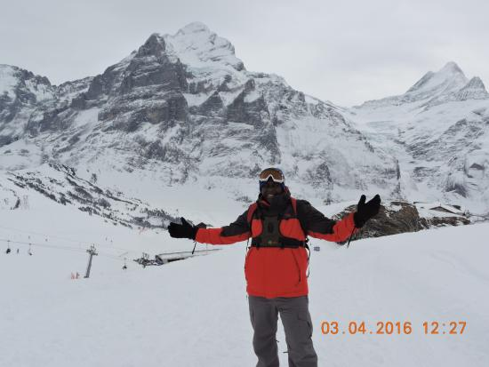 Grindelwald, Switzerland: On top of the world