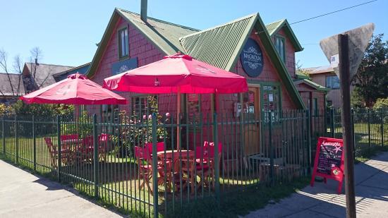Magnolia Café y Pastelería