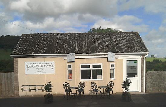 Sennybridge, UK: Tea Room