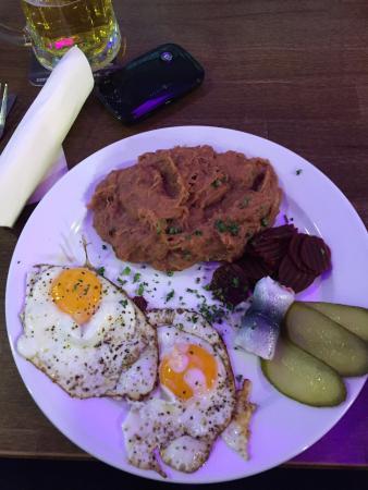 alt deutsche kuche - bild von alt deutsche küche elbbrücken