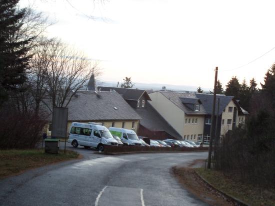 Hotel Am Wald: Hotel mit Parkplatz