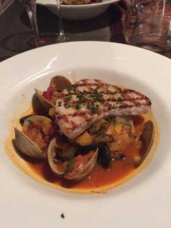 Proof: Terrific Swordfish and clams