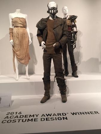 FIDM Museum and Galleries: The winner of Costume Design 2016 - Mad Max