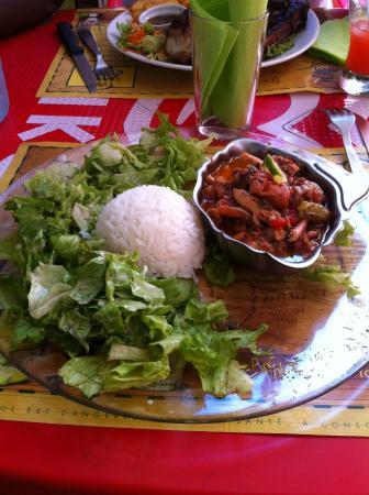Restaurant Delices Caraibes