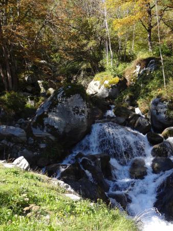 Cascade du Cerisey