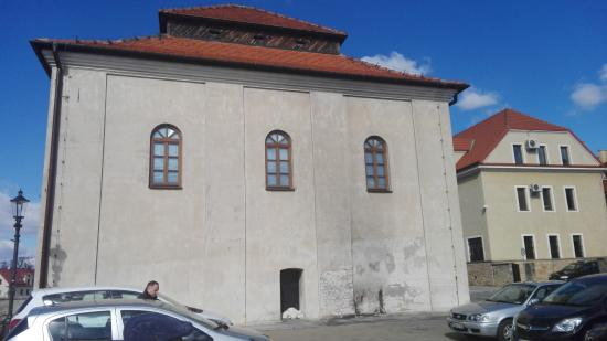 ‪Sandomierz Synagogue‬