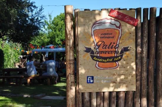 Casa Andante Patio Cervecero