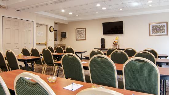 Best Western Airport Inn: Meeting Room