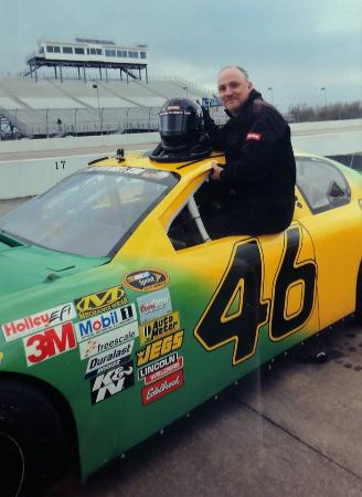 Millington, TN: Rusty Wallace Racing Experience-Memphis International Raceway